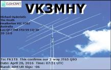 EQSL_VK3MHY_20160428_075000_40M_JT65_1