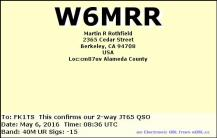 EQSL_W6MRR_20160506_083800_40M_JT65_1