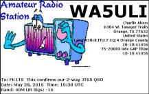 EQSL_WA5ULI_20160528_103800_40M_JT65_1