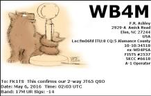 EQSL_WB4M_20160506_022200_17M_JT65_1