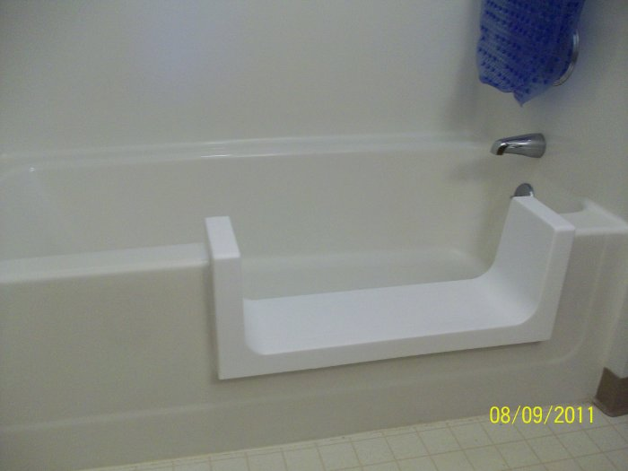 Walk Out Handicap Accessible Bathtubs in Spencer Iowa  Hard Tops of Iowa