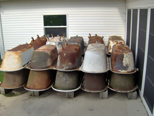 Clawfoot Tub Restoration Amp Antique Tubs For Sale In Iowa