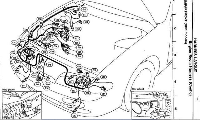 [DIAGRAM] Nissan S13 Wiring Diagram FULL Version HD