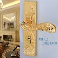 Door lock-Gold : Door Knobs, Door Locks, Cabinet Hardware ...