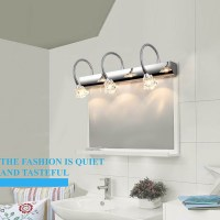 white led mirror light lamp bathroom wall lights led ...