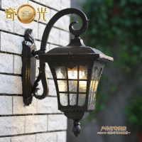 outdoor vintage wall lamp fashion outdoor lamp waterproof ...
