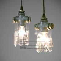 industrial style pendant lights vintage pendant lamp water ...