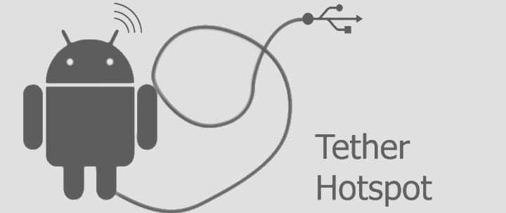 Attivare Hotspot tethering WIFI su android con Bluetooth S3 S4