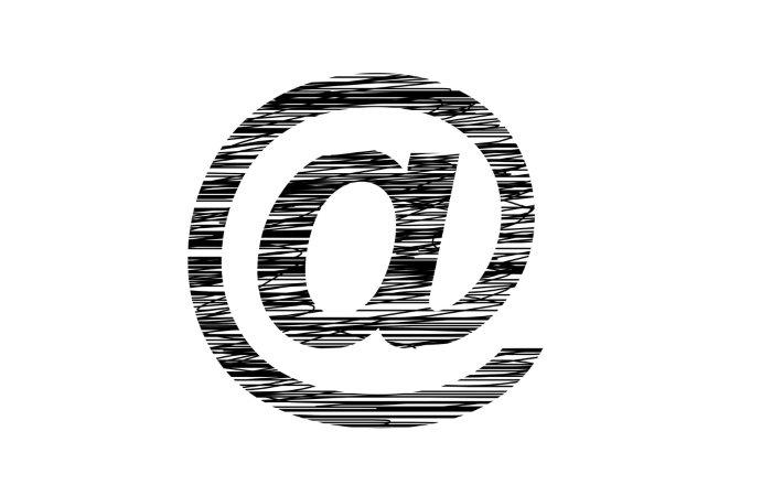 Come fare chiocciola Tastiera simbolo email MAC PC Windows