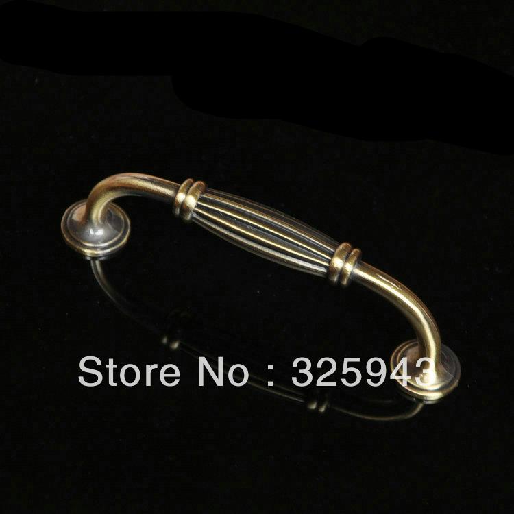 Antique Bronze Cabinet Closet Handles Pulls Bars Knobs