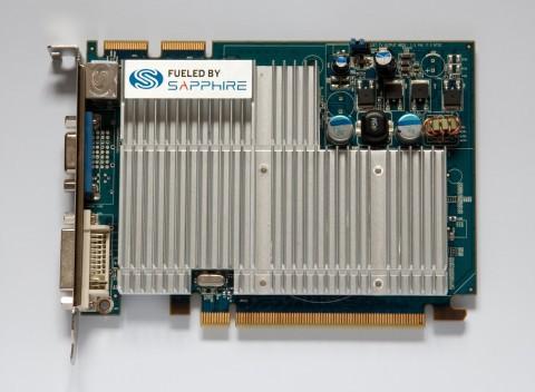 ATI Radeon 2400XT (Sapphire): esta provávelmente será a última placa gráfica que adquiri...