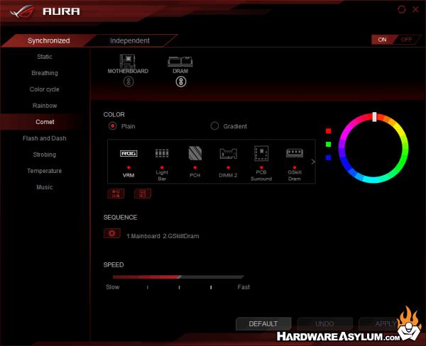 ASUS ROG Maximus IX Apex Overclocking Motherboard Review - ROG Software and AURA LED Lights | Hardware Asylum