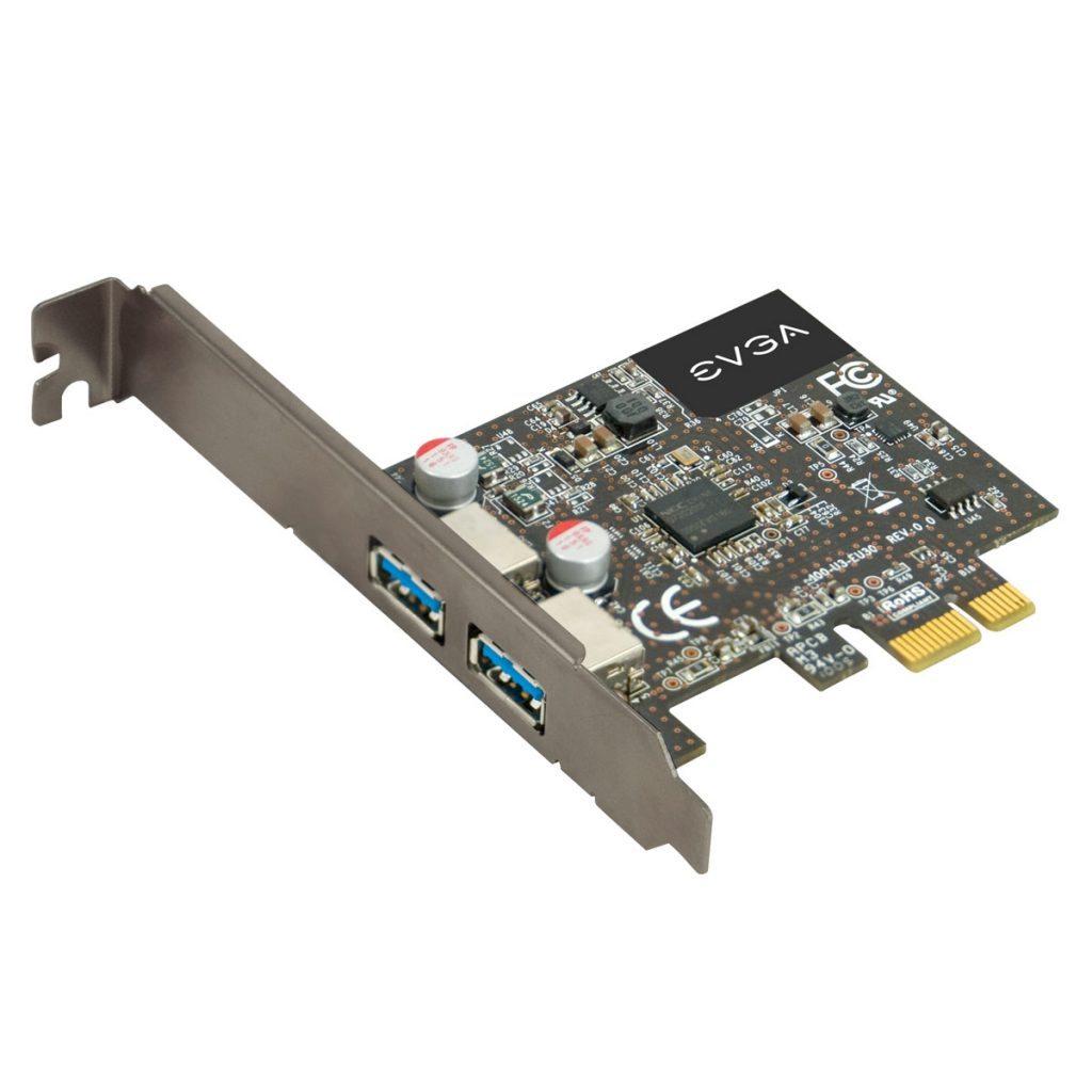 EVGA Announces EU30 USB 3.0 PCI-E Host Card   Hardware Canucks
