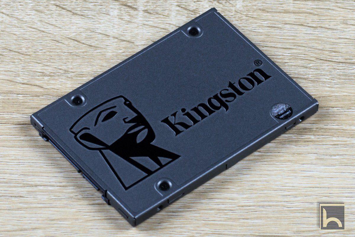 مراجعة قرص التشغيل Kingston UV500 960 GB SSD الجديد