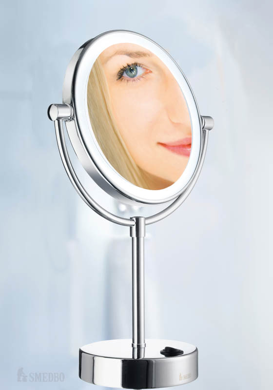 smedbo LED-mirror