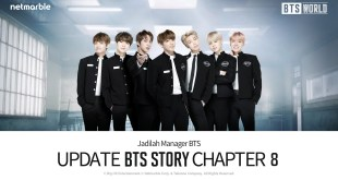 BTS WORLD HADIRKAN UPDATE CHAPTER TERBARU PADA 19 SEPTEMBER