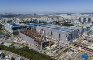 Samsung Fab S3 in Hwaseong, South Korea