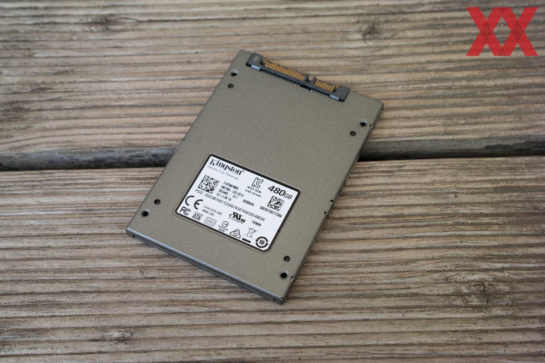 Тест и обзор: Kingston UV500 - бюджетные SSD SATA в форматах 2.5 дюйма. M.2 и mSATA - Hardwareluxx Russia