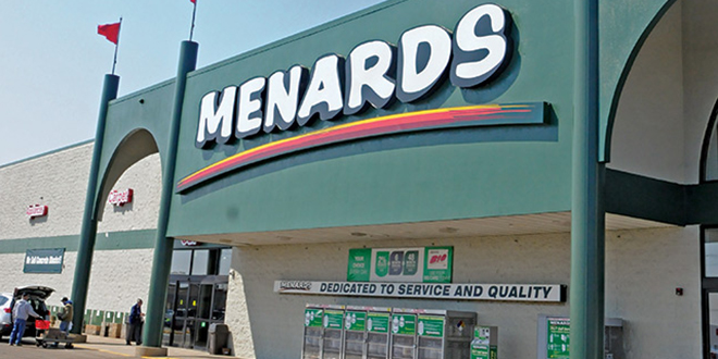 Menards Lumber Cutting