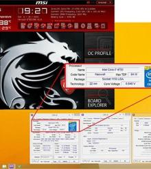 MSI confirms its Intel 8-series boards will support next-gen Haswell