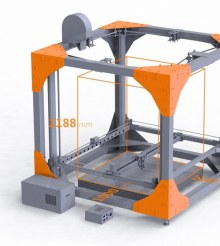 New 3D printer from BigRep lets you print full-size furniture