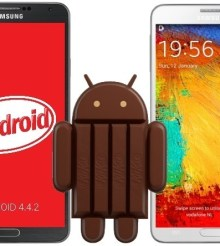 Sprint updates Galaxy S4 and Galaxy Note 3 to Android 4.4 KitKat