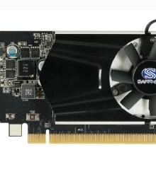 Sapphire unveils new R7 240 low-profile GPU