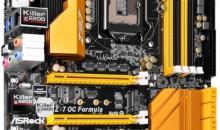 Asrock Z97 OC Motherboards Revealed