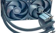 Cooler Master Nepton 240M Liquid Radiator Review