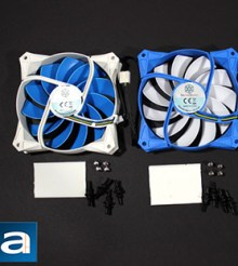SilverStone FQ122, FW122, FW121 Review