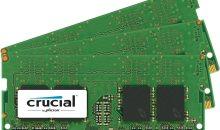 Crucial launch DDR4 SODIMMs