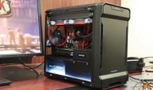 Phanteks Enthoo EVOLV ITX SE White Case Review