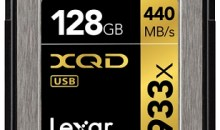 Lexar Introduces New Professional 2933x XQD 2.0 Card, the Fastest on the Market