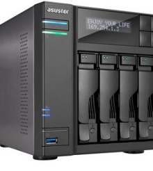 ASUSTOR AS6204T NAS Server Review