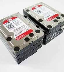 Western Digital 4TB Red HDD Storage Review