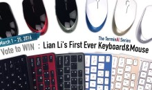 Lian Li Hosts Facebook Giveaway for its First Ever Brushed Aluminum Keyboards