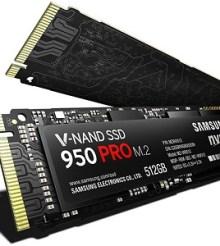 Samsung 950 PRO SSD RAID-0 Performance Tests