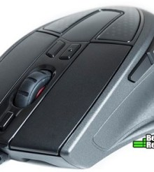 Cooler Master Sentinel III Mouse Review