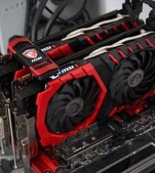 GeForce GTX 1070 2-way SLI review