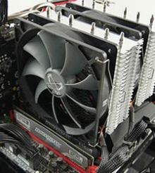 Scythe Fuma CPU Cooler Review