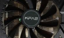 KFA2 GeForce GTX 1070 EX OC 8GB Video Card Review