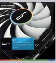 Cryorig C7 Review
