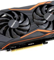 Gigabyte GeForce GTX 1050 Ti G1 Gaming OC Review