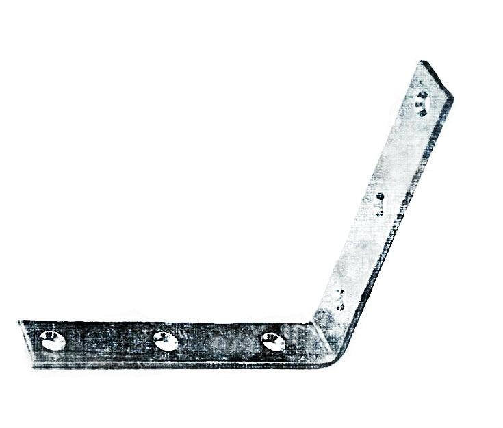 Buy the Hardware House 509539 Corner Brace, 6 inch