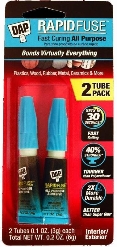Dap Rapid Fuse Glue Review