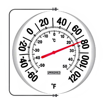 Indoor Outdoor Thermometer, Indoor, Free Engine Image For