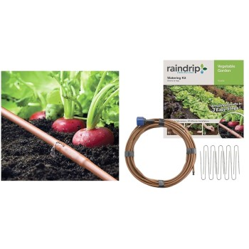 drip gardening for vegetable garden