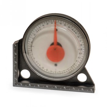 Mayes® Small Protractor &  Angle Finder