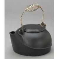 Buy the Hy-C K25-BLK-P Fireplace Kettle, Black 2.5 Quart ...