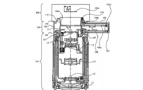 Rumor: Patent for an EF/EF-S adaptor hints to a Canon full